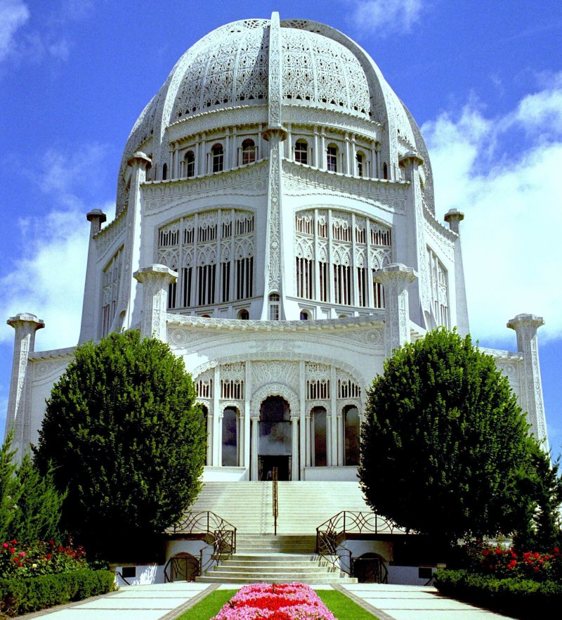 Bahais of Roswell » Blog Archive » Bahá'í Temples around the ...